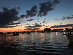 Bowen's wharf - short walk from Newport Harbor Hotel