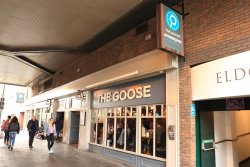 The Goose Stonehouse Pizza & Carvery