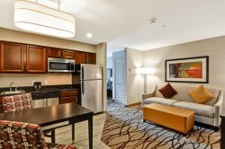 """""""Standard"""" room-is a Queen Studio Suite with Kitchenette, stovetop,dishwasher, all you need to c"""