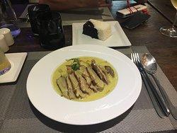 Wonderful food!