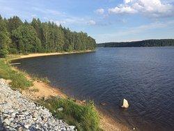 Lipno Dam (Vodni Nadrz Lipno)