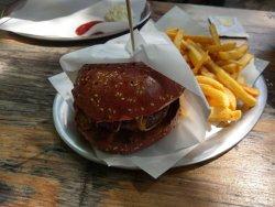 Rebel Room Burger