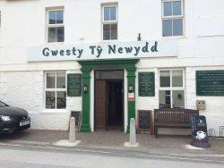 Gwesty Ty Newydd