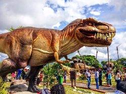 Expo Parque de los Dinosaurios