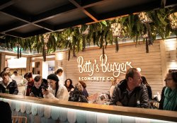 Betty's Burgers & Concrete Co