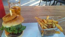 Amazing burgers
