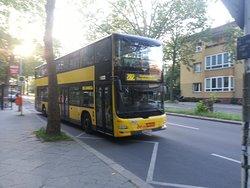 Berliner Verkehrsbetriebe BVG
