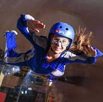 iFly Dubai Indoor Skydiving