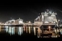 P&O North Sea Ferries - Hull to Rotterdam