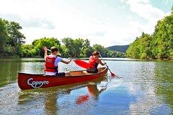 Copeyre Canoe