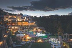 Mountain Spa Resort Hotel Albion