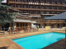 Le Grand Hotel & Spa Nuxe