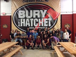 Bury The Hatchet Cherry Hill