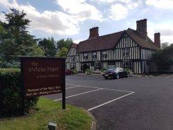 The White Hart Great Yeldham