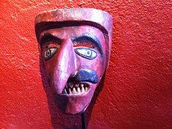 Casa de la Cuesta, Museo de Mascaras