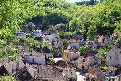 Bourg Medieval de Saint-Cirq Lapopie
