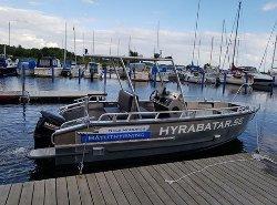 Helsingborgs båtuthyrning