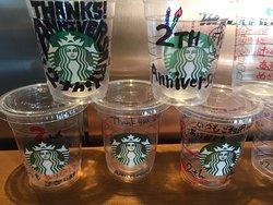 Starbucks Moriya SA Noborisen