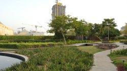 Raffles Botanical Garden