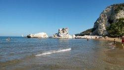 Spiaggia del Pizzomunno