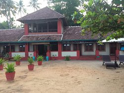 Heritage villa...right on the beach......