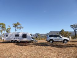 Amazing campsite, unspoilt 360degree views with amazing sunrises and sunsets and only a short dr