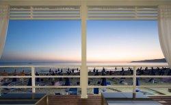 The Beach Club restaurant La Pineta Blue