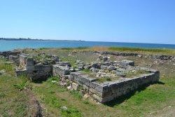 Греческое поселение Калос -Лимен