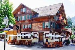 Posthotel Rössli Restaurant Stübli und Restaurant Alti Poscht