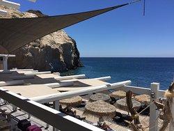 Ma più bella spiaggia di Santorini