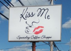Kiss Me Specialty Coffee
