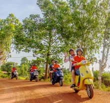 Vespa Adventures Siem Reap