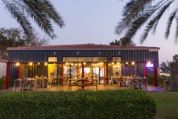 Thunder Road Pizza & Grill, Barracuda