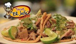 """Tacos """"El Jefe"""""""