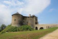 Chateau-fort de Mauleon