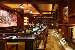 Miyabi Japanese Restaurant Sheraton Jianying Hotel