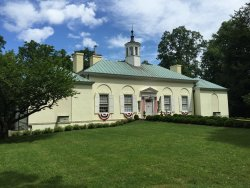 Morristown National Historical Park, Washington Headquarters and Museum