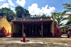 Banyan Tree Temple