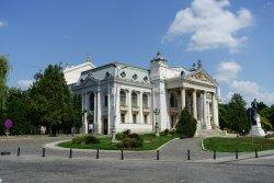 Национальный театр им. Василе Александри