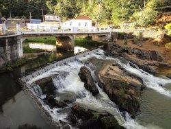 Cachoeira de Pentagna
