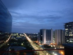 Stay at Sheraton Hyderabad