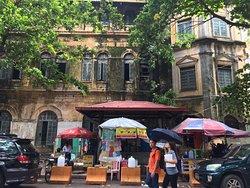 Yangon Walking Tours