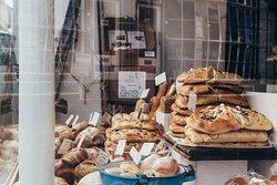 Baker Tom's Bread