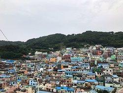 Gamcheon Cultural Village Art Shop