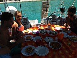 Day Sail Athens