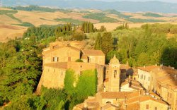 Ballooning in Tuscany