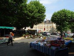 Lalinde Market