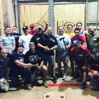 ‪Columbus Axe Throwing‬