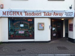 Meghna Tandoori Indian Takeaway