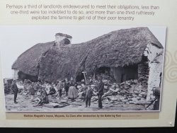 Irish Famine Exhibition
